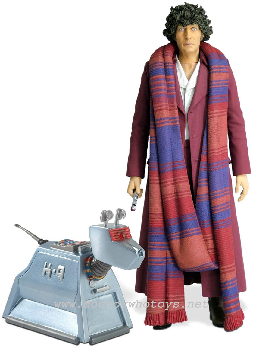 Doctor Who Classic Series The Fourth Doctor & K9