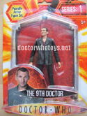 Series 1 9th Doctor figure (burgundy shirt)