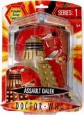 UK Series 1 Assault Dalek 5 Inch Action Figure