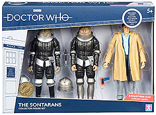 B and M The Sontarans Set 2019