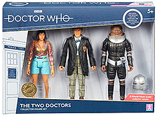 B and M The Two Doctors Set 2019