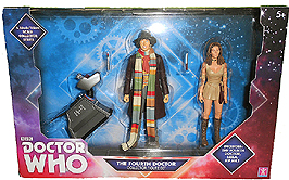 B and M Fourth Doctor Set 2017