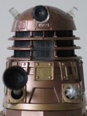 Bronze Dalek from Dalek Battle Pack
