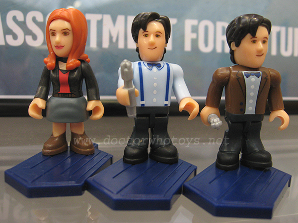 Doctor Who Character Building Micro figures