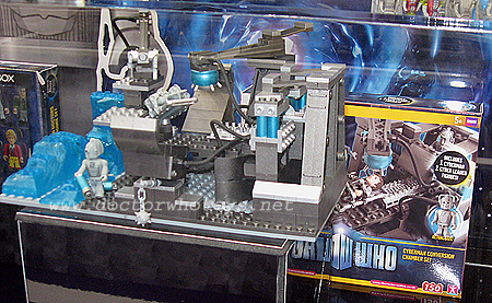 Doctor Who Character Building Cyberman Conversion Chamber Set