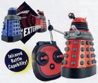 Dalek Battle Pack 2010