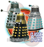 Dalek Collector's Set #1