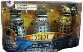Dalek Collector's Set #2