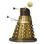 3D Dalek Money Bank