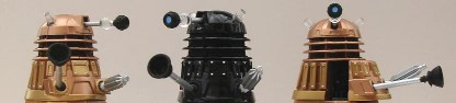 5 inch Dalek Sec & Dalek with Mutant Reveal