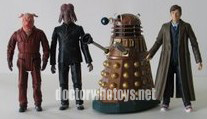 Daleks in Manhattan Set