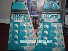 Dalek Standies - Thanks Ian O