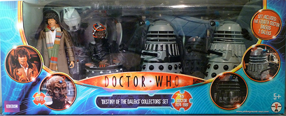 Destiny of the Daleks Set