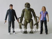 The Doctor, Rose and Slitheen