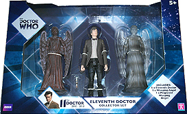Eleventh Doctor Collector Set