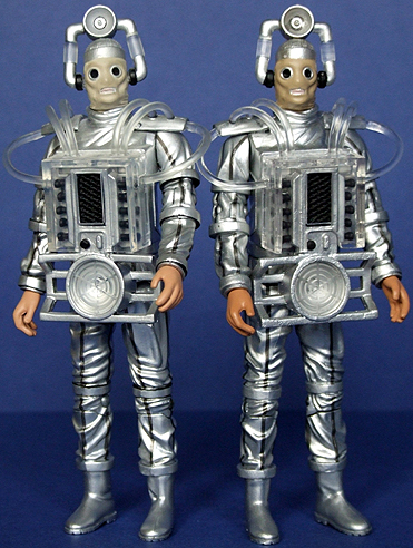 Tenth Planet Cyberman - Enemies of the First Doctor Set