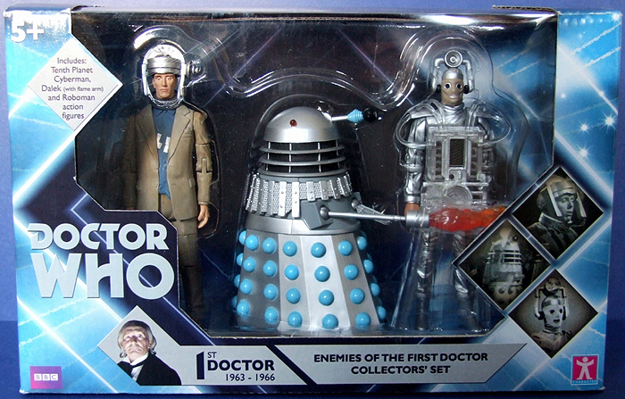 Enemies of the First Doctor Set