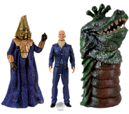Enemies of the Third Doctor Set