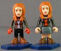 Exclusive Amy Pond Character Building - Thanks Cameron
