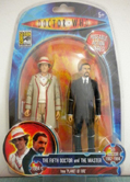 SDCC The Fifth Doctor & The Master