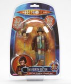 The Fourth Doctor Tom Baker with Swapable Head