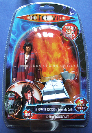 Fourth Doctor & K9