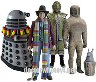 The Fourth Doctor - Adventure Set