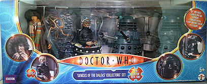 Genesis of the Daleks Set
