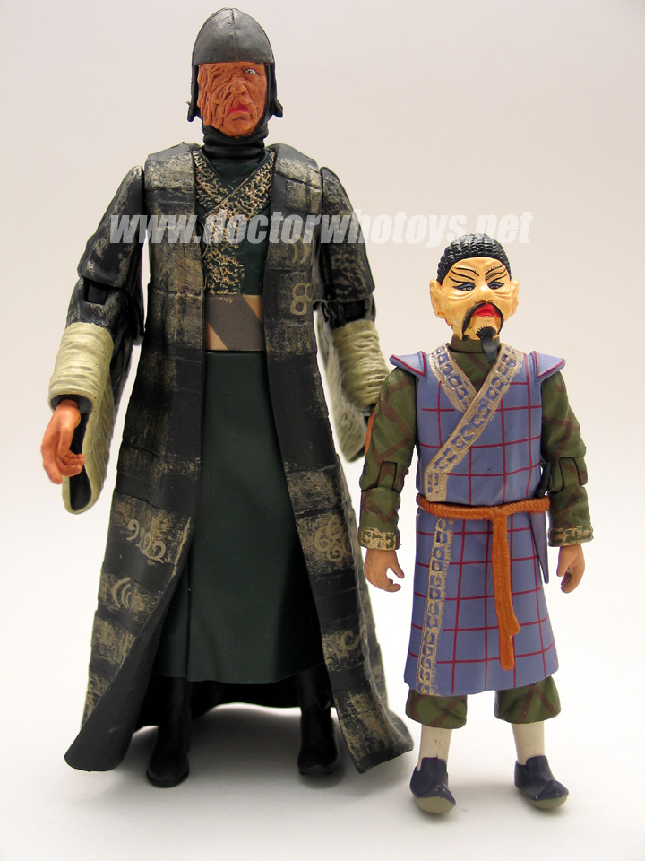 Doctor Who Classic Series Magnus Greel & Mr Sin