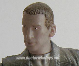 Holographic Ninth Doctor Head