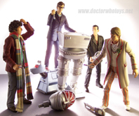 Doctor Who & K1 Robot - Thanks Cameron