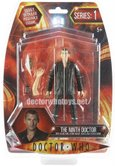 The Ninth Doctor with Auton Arm, Auton Mickey Head and Anti Plastic Bomb - Revised Packaging