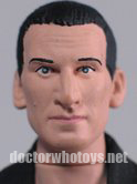 SDCC Ninth Doctor in Green Top