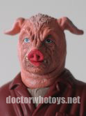 Pig Guard from Daleks in Manhattan Set