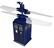 RC Flying Tardis