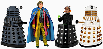 Revelation of the Daleks Collectors Set