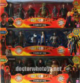Series One, Two and Three 6 Figure Gift Packs
