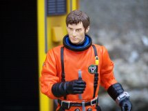 Spacesuit Doctor from Satan Pit Set