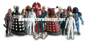 Like doctor who series 4 toys REALLY