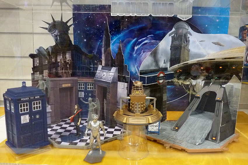 Think, doctor who series 4 toys the
