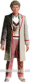 The Sixth Doctor Regeneration Figure