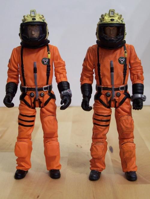 orange space suit training - photo #49