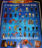 5 inch Action Figures - The Story So Far...