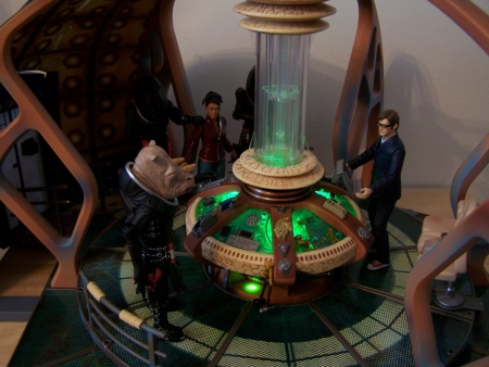 Doctor Who Toys Reviews