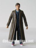 10th Doctor 2007 (Daleks in Manhattan Set) in Trenchcoat and Red Plimsoles
