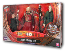 Tesco Series 1 Figure Set