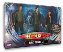 Tesco Series 2 Figure Set