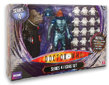 Tesco Series 4 Figure Set