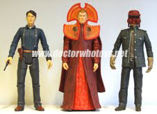 Tesco Exclusive Series 3 Figure Set