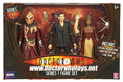 Tesco Exclusive Series 1 Figure Set